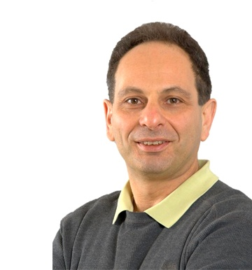 A photo of Aleks Göllü, Ph.D., Founder of PINC and Special Advisor to the PINC Board of Directors.