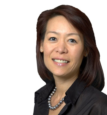 A photo of Aimee Tang, VP of Software Development at PINC.