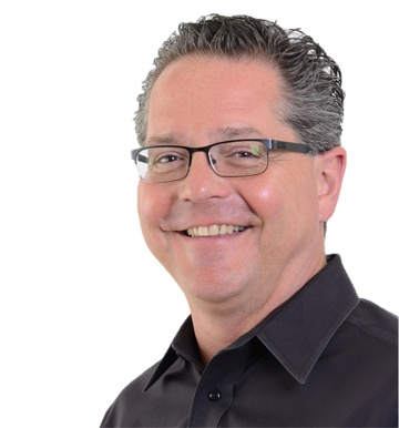 A photo of Greg Lauber, Director of Sales at PINC.