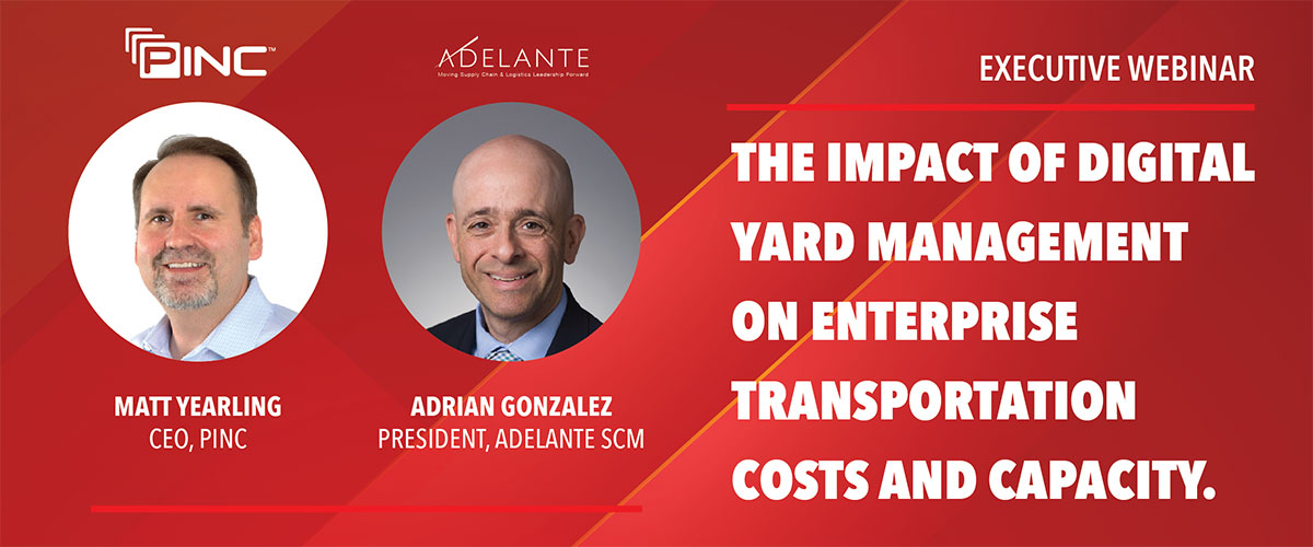Transportation and Yard Management System